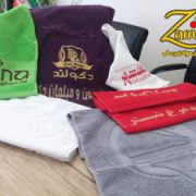فروش حوله تبلیغاتی دستی ایرانی