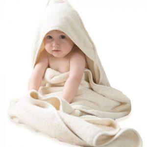 فروش اینترنتی حوله نوزاد