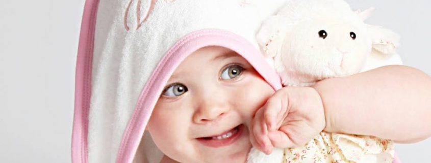 ویژگی های حوله نوزاد چیکو